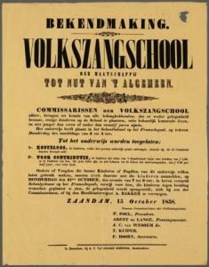 Volkszangschool